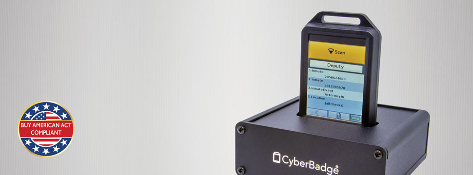 Videx CyberBadge - Buy American Act Compliant